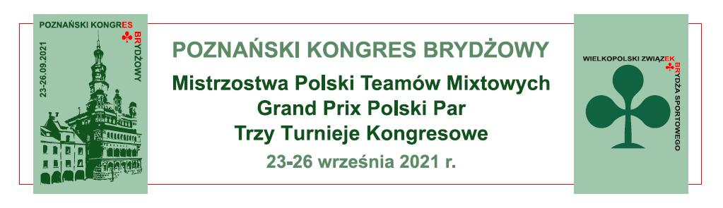 60 Poznański Kongres Brydżowy